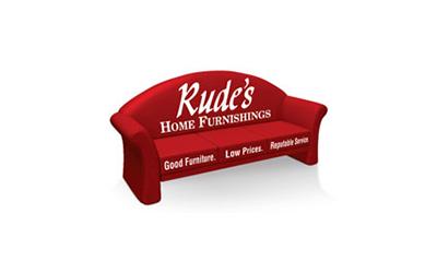rudes furniture logo