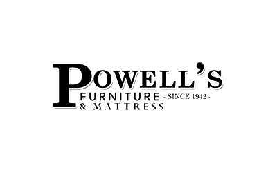 powells furniture logo