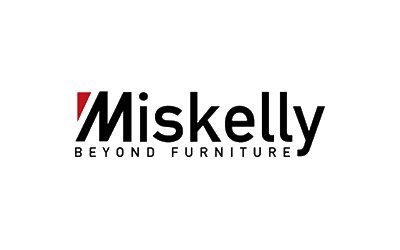 miskelly furniture logo