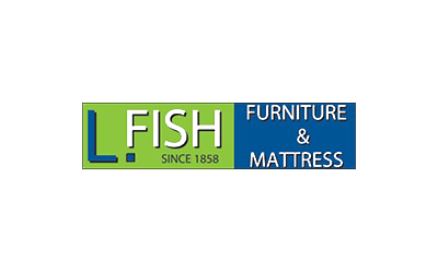 l-fish furniture logo