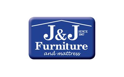 j & j furniture logo