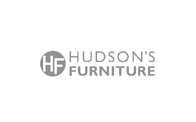 hudsons furniture logo