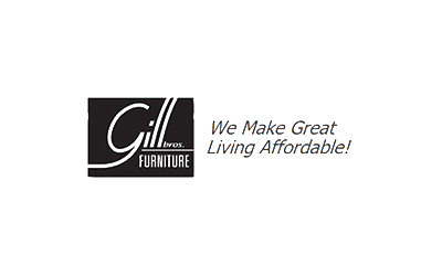 gill brothers furniture logo