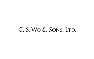 c.s. wo and sons logo