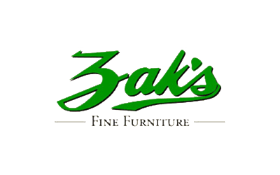 zaks furniture logo