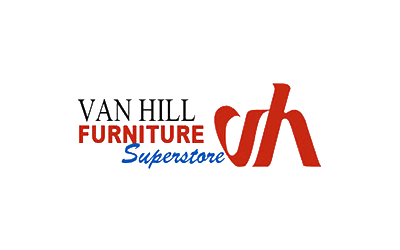 van hill furniture logo
