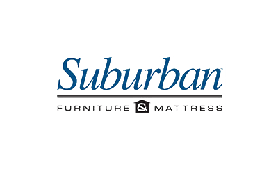 suburban furniture logo