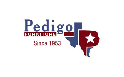 pedigo furniture logo