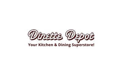dinette depot furniture logo