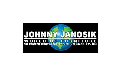 johnny janosik furniture logo