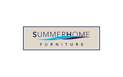 summer home furniture logo