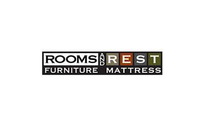 rooms and rest furniture logo