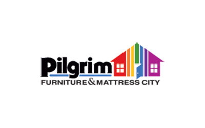 pilgrim furniture city logo