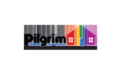 ... Pilgrim Furniture City Logo ...